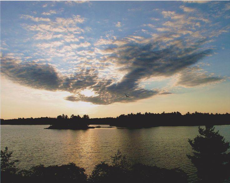 Gurd Lake, Grundy Lake Provincial Park (Photo Credit: Mike Slywchuk)