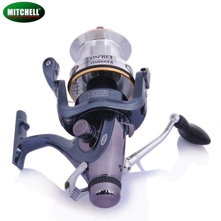 100% Original Mitchell Worm Shaft 5+1BB OS7000FR Sea Spinning Fishing Reel