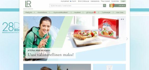 Hyvinvoinnintekijät LR Health & Beauty Online Shop