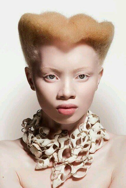 Thando Hopa (model — South Africa)