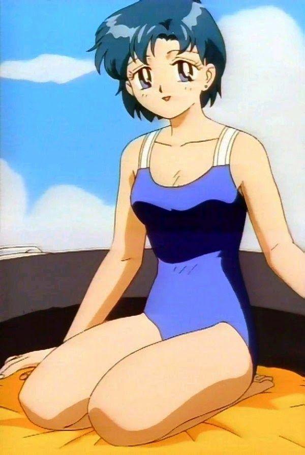 Sailor mercury porn