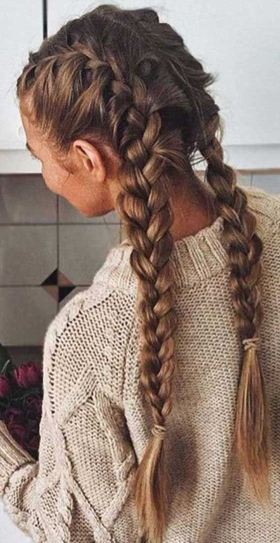 Cute Summer Hairstyles To Try This Summer 2020 In 2020 Braided Hairstyles Easy Braids For Short Hair Braided Hairstyles