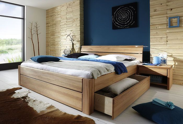 die 25 besten ideen zu bett mit schubladen auf pinterest. Black Bedroom Furniture Sets. Home Design Ideas