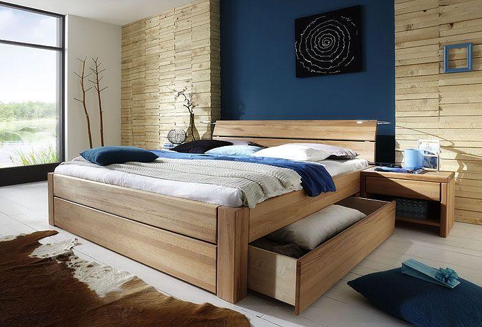 Bett mit Schubladen Bett mit schubladen, Bett, Wohnung