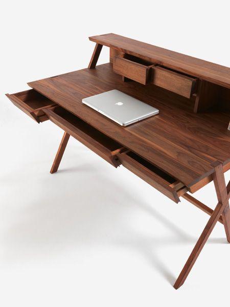 """Ikea Kleiderschrank Konfigurator ~ zu """"Schreibtisch Mit Aufsatz auf Pinterest  Hemnes Schreibtisch"""