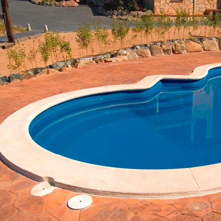 8 best piscina dtp modelo topacio images on pinterest for Modelos de piscinas caseras