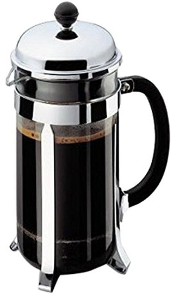 Bodum Chambord 8 Cup French Press Coffee Maker, 34 oz., Chrome Best Price