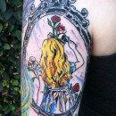 Alice in Wonderland Tattoos | Inked Magazine