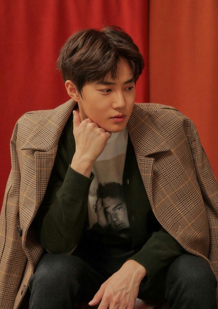 SUHO - Digital Booklet : 'UNIVERSE' from iTunes