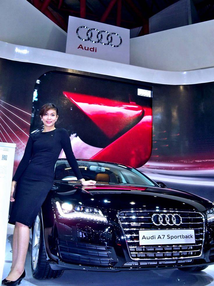 Audi. Indonesia International Motor Show 2013.