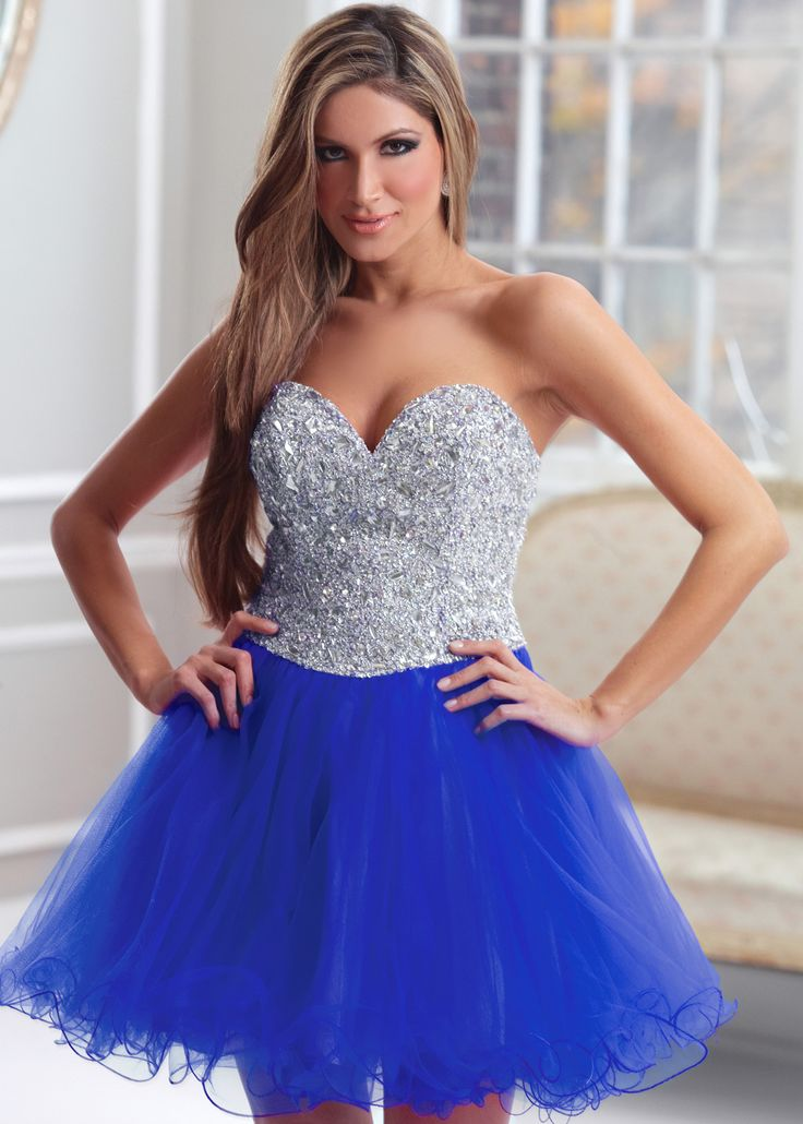 17 Best images about Dresses on Pinterest | Royal blue shorts ...
