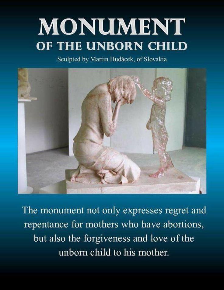 No solo la madre sufre, el padre tambien. No al aborto.