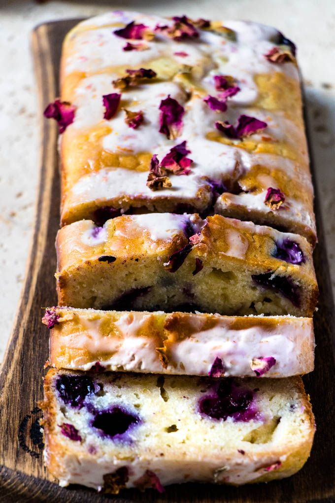 Blood Orange Olive Oil Yogurt Loaf | A yogurt loaf cake that uses bergamot for a modern take on a traditional classic. | www.wildeorchard.co.uk