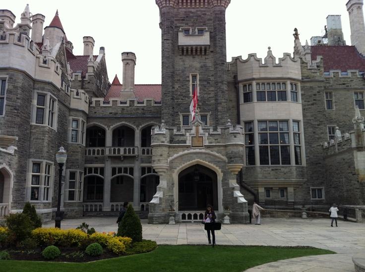 Canada's Majestic Castle - Casa Loma, Toronto
