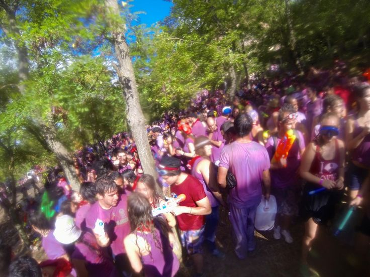 Wine Battle (Batalla del Vino) in Haro, Spain. A How-To Guide and what to expect!