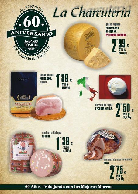 #ofertas 60º aniversario