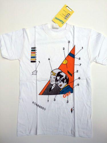 Fiorucci-True-Vintage-Adonais-Tee-Shirt-NEVER-WORN