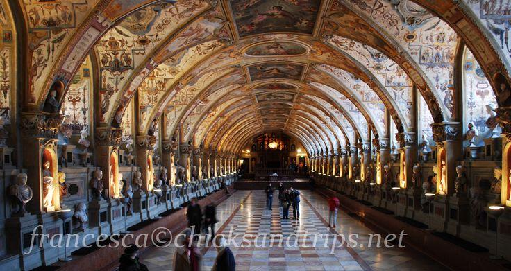 Monaco di Baviera - Residenz Palace