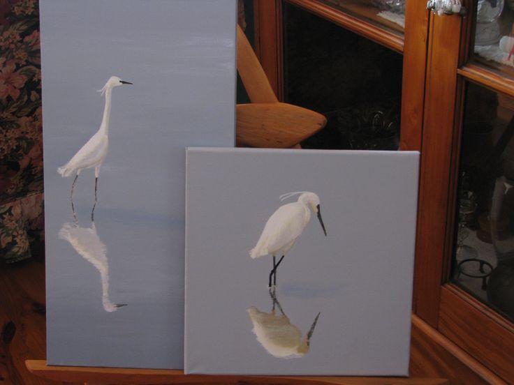Egrets (CeliaJ)