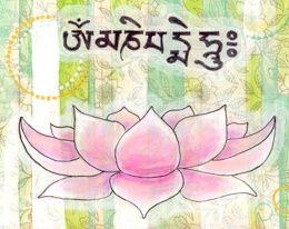 buddhabe:  om mani…