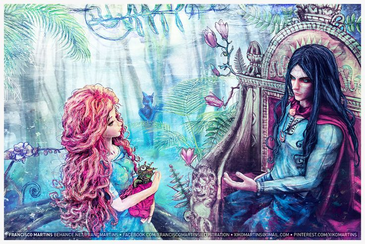 """""""An Audience With the Prince""""  • Inspired in Juliet Marillier's fantasy novel """"Heir to Sevenwaters"""""""
