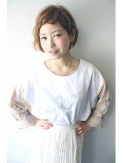 【tuuli☆】ショートバング☆ショートボブ☆《山田麻里恵☆》