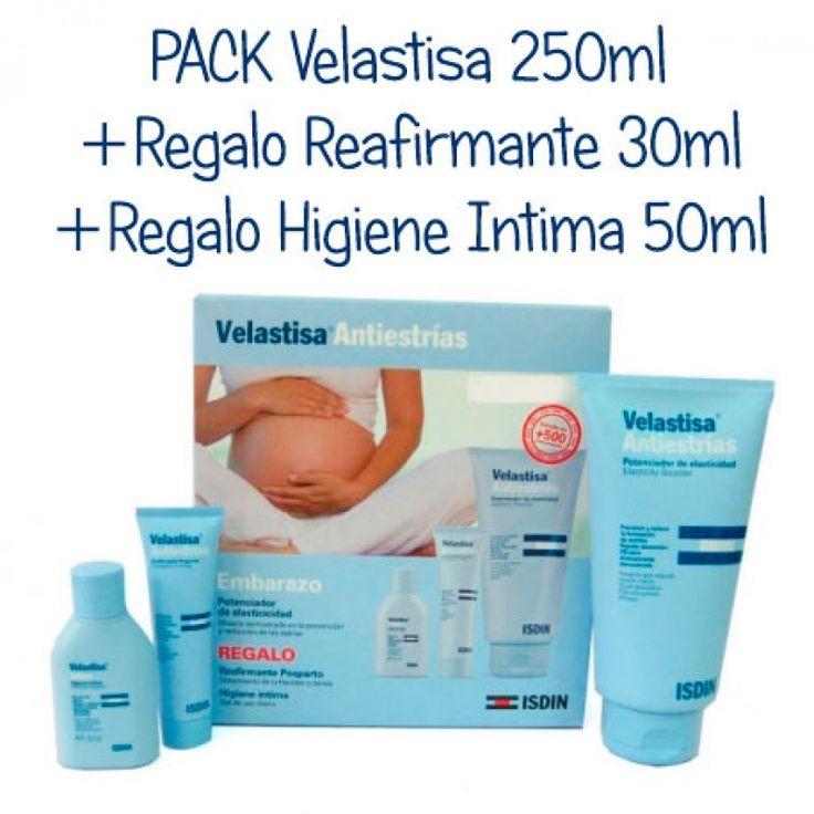 Isdin Velastisa Antiestrias Tubo 250ml Regalo Intim 50ml + Reafirmante 30ml