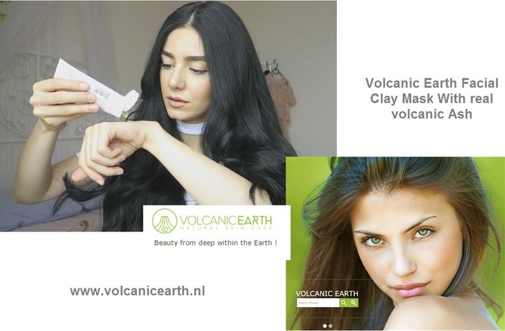 Het is zomer en daar horen natuurlijk zomerse producten bij: met Volcanic Earth Europe Facial Clay Mask - 100% pure vulkanische As. Blogger ''Hermina Tomasyan''- Hermina Tomasyan https://www.youtube.com/watch?v=0dGyfnO473M www.volcanicearth.nl