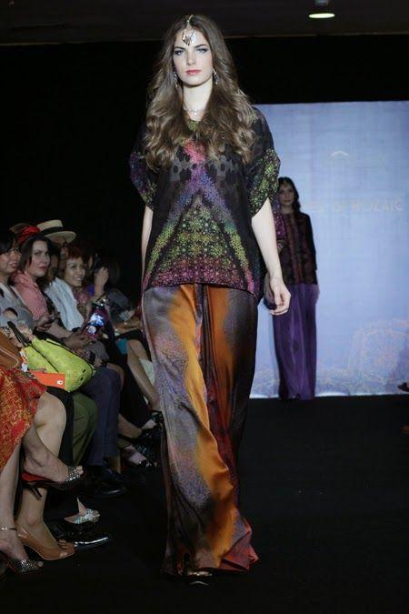 Alleira Batik: Through the Eyes of Mozaic