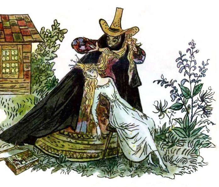 Jan Marcin Szancer «Принцесса Белоснежка»