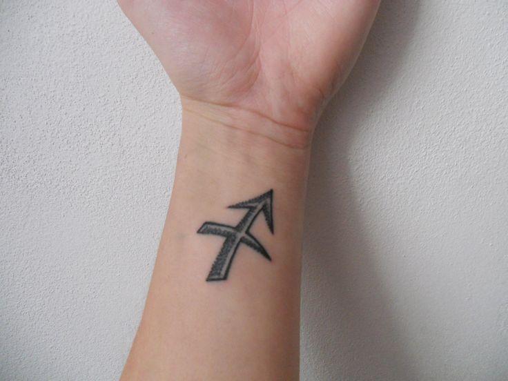 Moje tetování na zápěstí :-)
