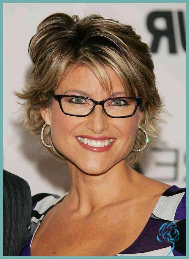 Kurzhaarfrisuren Damen Ab 50 Mit Brille Aktuelle Frisuren Frauen