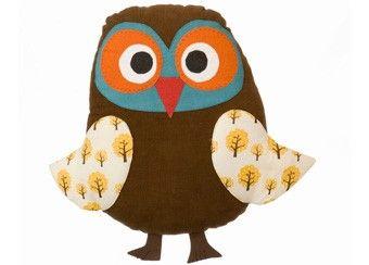 Owls kussen pillow - Ferm living