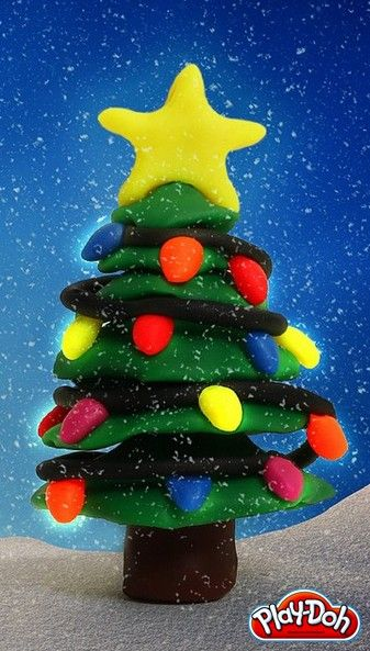 60 best Crafting Christmas images on Pinterest  Play doh Product