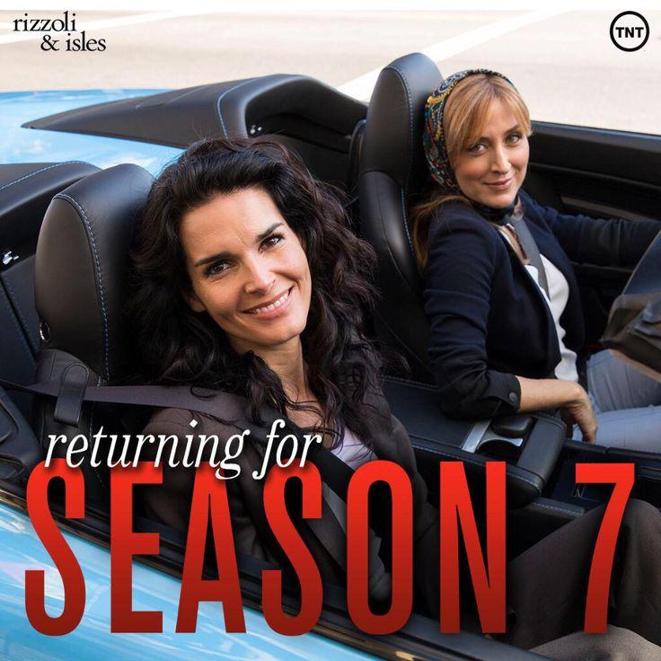 Rizzoli & Isles saison 7 en vo / vostfr