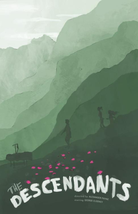 The Descendants by Gideon Slife