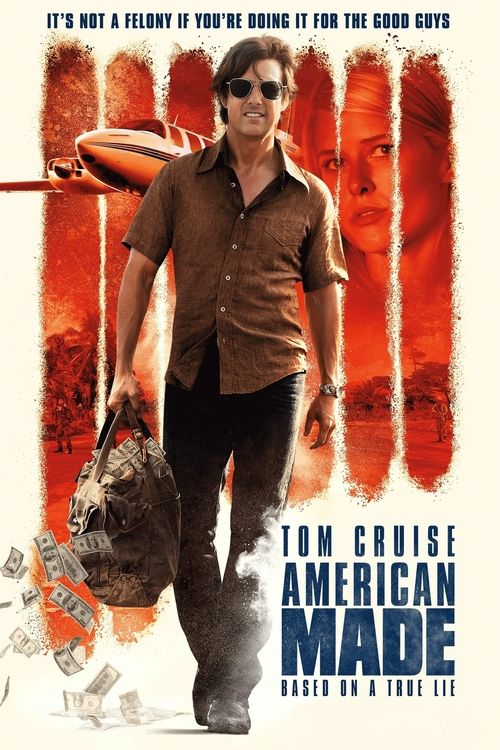 American Made (2017) Watch Online #Download