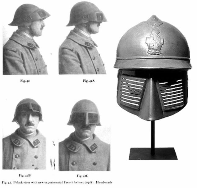 The Weirdest and Fiercest Helmets from the Age of Armored Combat, page 1