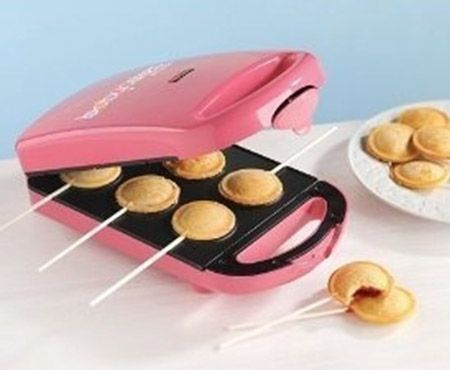 Perfect Pink Babycakes Pie Pop Maker That Makes 6 Pie Pops Or Small Pies Or  Ravioli. Find This Pin And More On Innovative Kitchen Gadgets ...