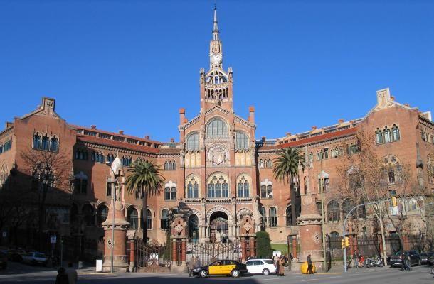 #barcelone #barcelona #барселона #чтопосмотреть #достопримечательности #госпитали #больницы #hospitaldesanpau #госпитальсанпау Госпиталь Сан-Пау (Hospital de San Pau) в Барселоне. Киномаршрут по Барселоне   Барселона10 - путеводитель по Барселоне