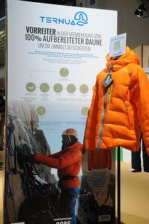 Ternua ISPO 2015 MUNICH presented by GREENROOMVOICE