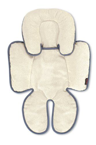 Head and Body Support Pillow, Iron/Gray - Products - Kinsights #traveling #baby