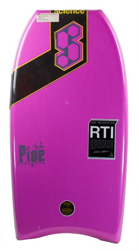 Science Bodyboards Pipe PE Core - 2012/13 Model Bodyboard King Worldwide Online Store #bodyboard #science #pipe #purple