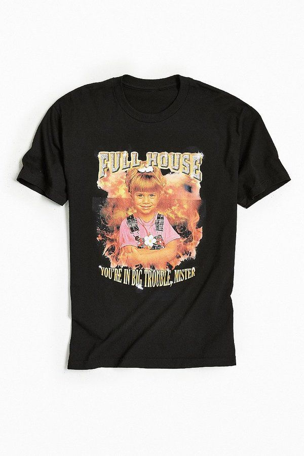 Urban Outfitters Full House Michelle Tanner Tee
