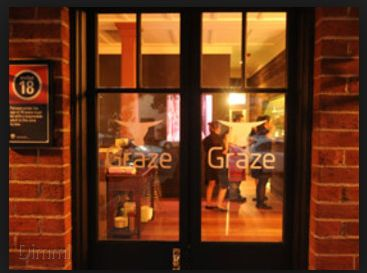 Gourmet Pub Food at Graze Restaurant Willow Tree- not far from Nundle. Only 45 mins drive away!