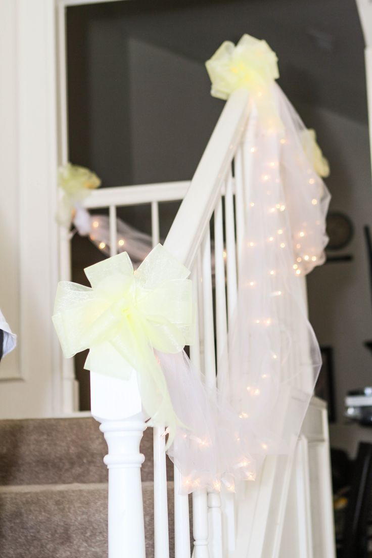 20 best wedding decorations for house images on pinterest | stairs