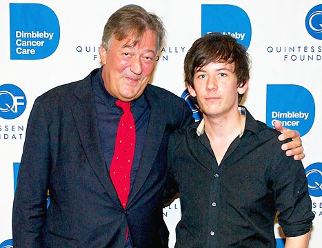 Nothing but a number! Stephen Fry confirmed on Tuesday, Jan. 6, that he is marrying his boyfriend Elliott Spencer, who is 30 years his junior.