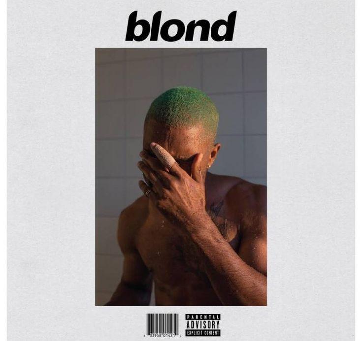 Frank Ocean släpper nya albumet Blonde (Rodeo: Just nu)