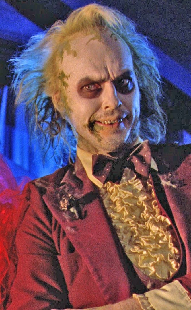 Beetlejuice is a lot like the Kingston Triplets, specially like Basil.