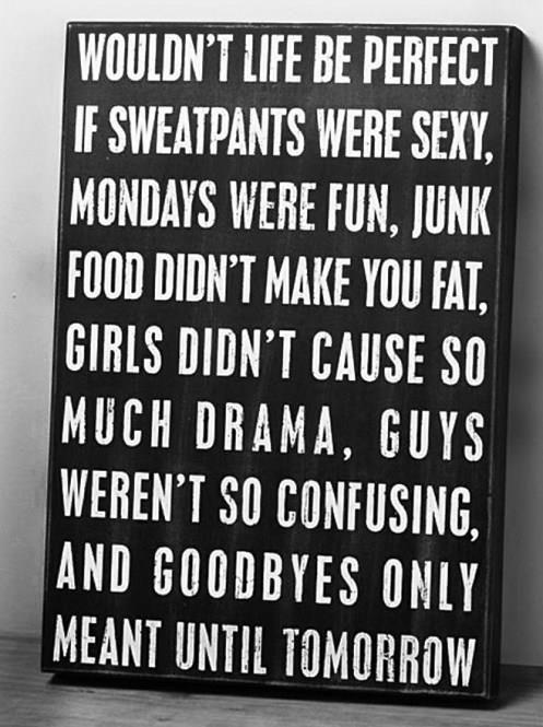 wish this was true!